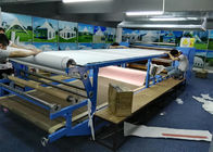 أفضل 170cm Large Format Sublimation Roll Heat Press Machine CE Approve للبيع